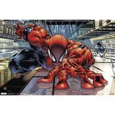 Comic Art Fans, One Point Perspective, Marvel Wallpaper, Hero, Cartoon, Fictional Characters, Comic Poster, Poster On, Buy Comics