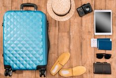 Packing for a Trip – Free Travel Planner