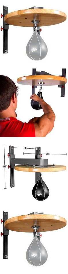 Bag Stands Platforms and Accs 179785: Speed Bag Platform Adjustable Firmness Fitness Boxing Workout Home Health New -> BUY IT NOW ONLY: $371.19 on eBay!