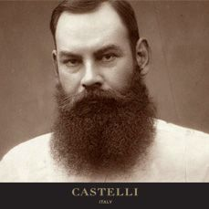 18th July - On this day: W.G. Grace, English cricketer and physician born 1848 (Source:   Castelli 2018 corporate diary/2018 diaries feature facts every day)