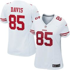 16 best Vernon Davis Jersey  Authentic 49ers Women s Youth Kids Mens ... ac50b8895