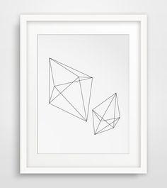 Printable Wall Art Digital Prints by MelindaWoodDesigns on Etsy