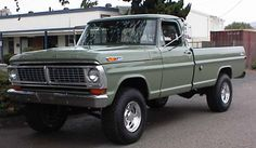 1971 ford truck - Google Search