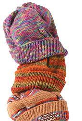 Knit Hat Pattern | Knitting Projects | Knitting Crafts | Winter Crafts — Country Woman Magazine