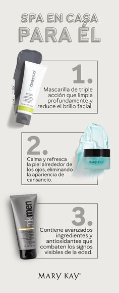 Mary Kay Colombia, Mk Men, Thing 1, Relax, Ideal House, Skin Tips, Skincare Routine, Makeup Tips, Creative Eye Makeup