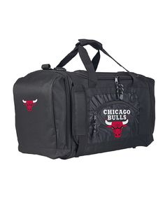 Take a look at this Chicago Bulls Roadblock Duffel today!