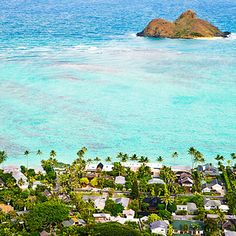 Kailua, HI....the whole reason my pup's name is kailua..the love and spirit that this little town has is unreal