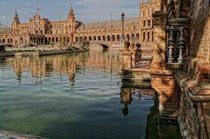 Plaza España ( Sevilla )