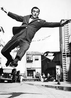 The wonderful Gene Kelly