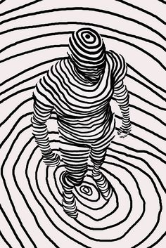 different use of op art
