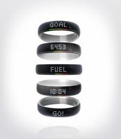 [Wearable Computers] Nike+ Fuel Band