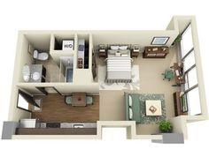 apartment-condo floor plan (5)