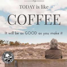 Happy Friday Friends! Make it an AWESOME day! We'll start you off with a GREAT cup of coffee!