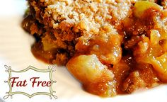 Granny Smith Apple Cobbler Recipe – Fast, Easy and Fat-Free. 3 Weight Watchers pp