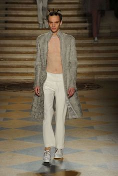 Alexis Housden Fall/Winter 2016/17 - London Collections: MEN - Male Fashion Trends
