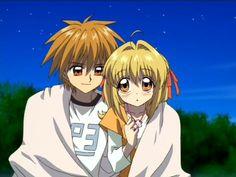 Lucia and Kaito Anime Chibi, Manga Anime, Mermaid Melody, Mermaid Princess, Anime Love Couple, Cute Anime Couples, Kaito, Anime Friendship, Anime Mermaid