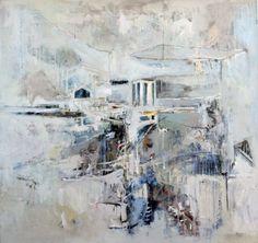 Transgression, David Baca, acrylic, $2900. #abstractart #contemporaryart