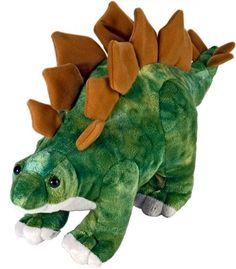 Baby Dinosauria Stegosaurus