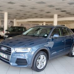 2018 Audi Q3 2.0 Tdi S-Tronic •Colour – Utopia Blue Mettalic •Balance of 5 Years / 100 000 kms Audi Freeway Plan •End Date: 27/02/2023 or 100 000 kms whichever comes first •4 Cylinder, Turbo Diesel 2.0L Tdi Contact: Karen Gouws: 0662315242 Audi Q3, First They Came, The Prestige, 5 Years, Cars For Sale, Diesel, Colour, Vehicles, Blue