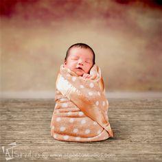 Follow us on FACEBOOK: http://www.facebook.com/atstudiospage    Photography by A.T. Studios (Ani Tsatourian, Ani T.)  www.atphotostudios.com #Newborn #Baby-boy Nathaniel, #infant