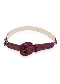 Red-jewel belt