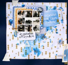 Inspiration is everywhere - LO Atc, Craft Projects, Mixed Media, Scrapbooking, In This Moment, Frame, Cards, Inspiration, Home Decor