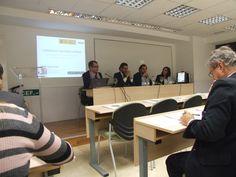 I Jornadas E-Business España con: Arturo de las Heras (Presidente del Cluster E-Business), Borja Adsuara Varela (Director General de Red.es) e Iñaki Ortega Cachón (Director de Madrid Emprende).   http://acef.cef.es/I-jornadas-E-Business-Espana.html