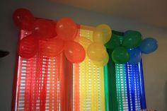 Rainbow Birthday Party Ideas | Photo 5 of 23 | Catch My Party