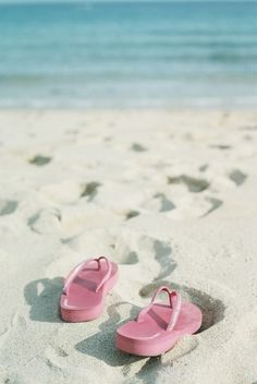Leave your flip flops...and your worries behind...feel the sand between your toes & breathe in the beauty