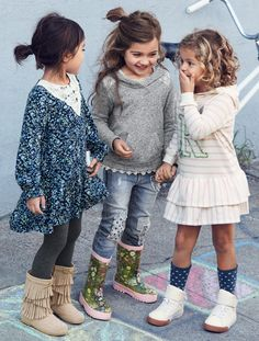 Kids | Girls size 92-128 | Shoes | H&M CZ