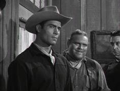 Clint Walker and Dan Blocker