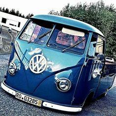 Camper Restoration| Vintage VW Bus| T1