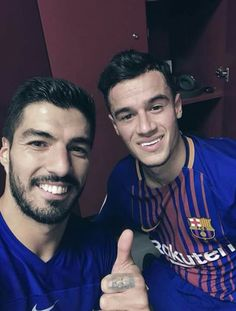 They have such a cute big brother little brother relationship 😘 Football Quotes, Football Soccer, Basketball, Fc Barcelona, Neymar, Big Brother Little Brother, Football Wallpaper, Lionel Messi, Read News