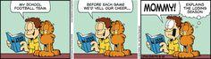 Garfield Comic Strip, August 18, 2016     on GoComics.com