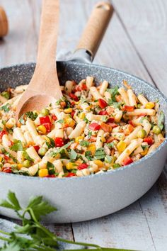 A Food, Food And Drink, Healthy Food Recipes, Pasta Recipes, Casserole Recipes, Vegetarian Meals, Healthy Dinner Recipes, Dessert Recipes, Capellini