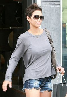 """Halle Berry was spotted wearing the Dita """"Condor"""""""