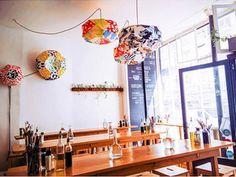 100 % Maison 100 % Bio. Cantine, Bar, restaurant et traiteur bio ouvert tous les jours de 9H00 à 23H00
