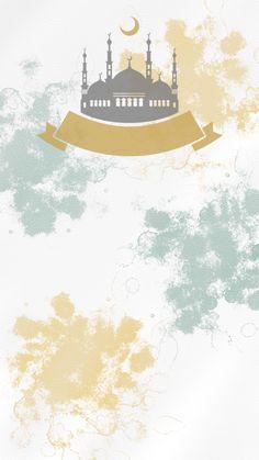 Paper Background Design, Ramadan Background, Flower Background Wallpaper, Flower Backgrounds, Background Images, Wallpaper Backgrounds, Eid Mubarak Background, Framed Wallpaper, Islamic Wallpaper