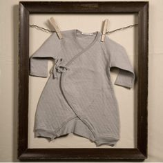 coming home outfit framed ...I love this!