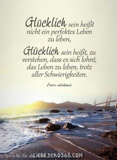 Salutary sayings - Social Share Happy Quotes, Love Quotes, Inspirational Quotes, Happiness Quotes, Motivation Positive, Positive Quotes, Word Line, German Words, Happy Words