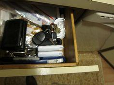 Chaves, etc. vão sempre na mesma gaveta.