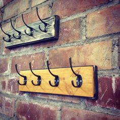 Penjador/ Perchero/ coat rack Bathroom Hooks, Instagram Posts, Home Decor, Clothes Stand, Manualidades, Decoration Home, Room Decor, Interior Decorating