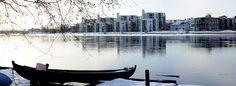 Anreise nach Oulu - Oulu on