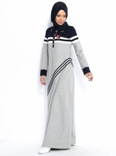 Discover hijab wear collection with Modanisa. Shop for muslim ladies dresses, suits and jumpsuits with the best prices. Hijab Evening Dress, Hijab Dress, Hijab Outfit, Abaya Fashion, Modest Fashion, Fashion Outfits, Hijab Abaya, Moslem Fashion, Modele Hijab