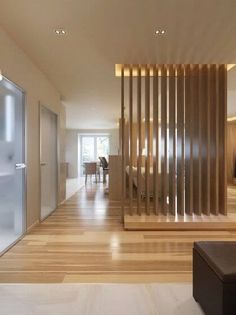 45 Brilliant Partition Wall Design Ideas To Blow You Away - Engineering Discoveries Living Room Partition Design, Room Partition Designs, Ceiling Design, Wall Design, House Design, Room Deviders, Living Room Designs, Living Spaces, Studio Apartment Divider