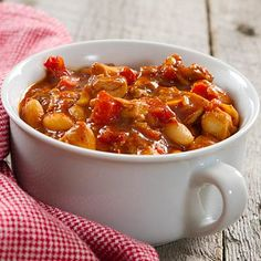 Chicken chili - Lose 10 Pounds With Our No-Deprivation Diet - Health.com