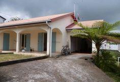 Vente villa F4 de plain pied au Guillaume Saint_Paul La Réunion