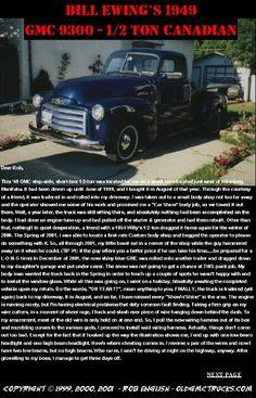 49 Gmc Truck A Beauty Antique Trucks Gmc Truck Gmc