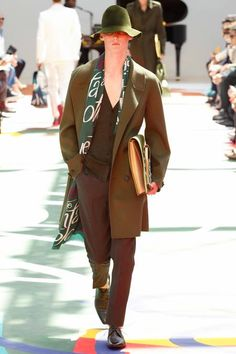 Burberry Prorsum | Spring 2015 Menswear Collection | Style.com