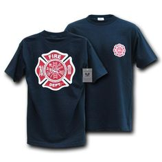 Law Enforcement Police Swat Security Narcotics Fire Department T-Shirts Fire Department Shirts, Chigago Fire, Firefighter Shirts, Firefighter Jacket, Firefighter Quotes, Cross Shirts, Chicago, Tactical Clothing, Fire Dept